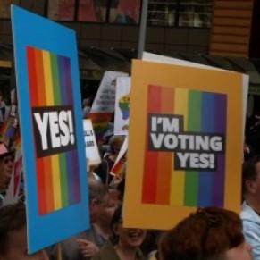 La justice examine des recours contre le vote postal - Mariage gay en Australie