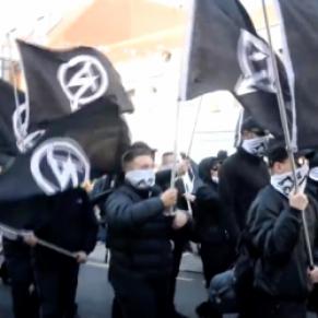 Des militaires parmi les membres de l'organisation néo-nazie homophobe arrêtés mardi  - Angleterre / Terrorisme