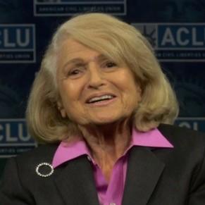 Décès de Edith Windsor, militante LGBT historique  - Etats-Unis