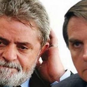 Le candidat homophobe d'extrême droite progresse face à Lula - Présidentielle au Brésil