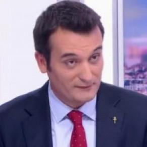 Florian Philippot quitte le parti d'extrême droite, <I>où il n'avait pas sa place</I>