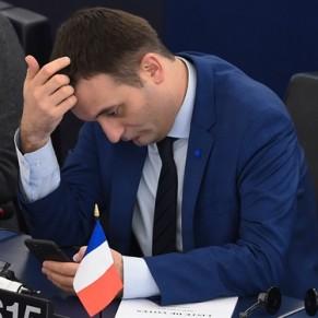 Florian Philippot, l'ex-gourou de Marine Le Pen - Portrait