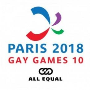Dans 300 jours, les 10e Gay games à Paris, pour célébrer l'égalité - Sport / Discrimination