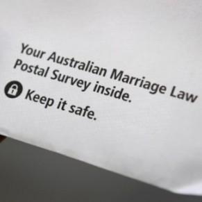 Une forte majorité en faveur du oui au mariage gay, selon les sondages - Australie