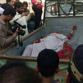 Une femme transgenre torturée et décapitée  - Pakistan