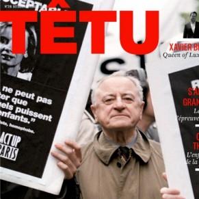 Le magazine Têtu de nouveau en difficulté - Presse gay