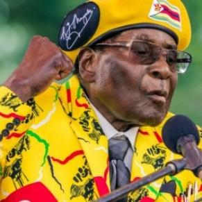 Le dictateur homophobe Mugabe écarté par l'armée - Zimbabwe