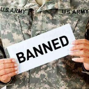 Nouvelle décision judiciaire contre l'interdiction des trans dans l'armée  - Etats-Unis