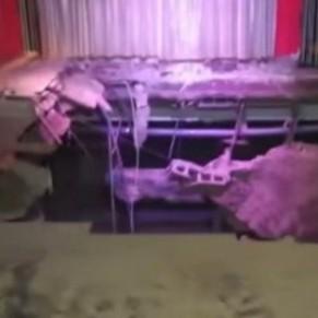 40 personnes blessées après l'effondrement du dancefloor d'un club gay - Canaries