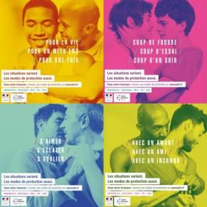 Les contaminations au VIH ne baissent pas chez les gays
