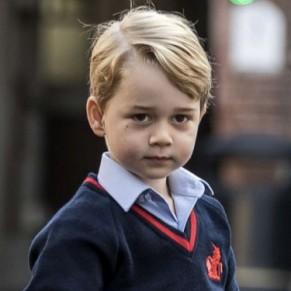 Un prêtre écossais prie pour que le prince George soit gay - Grande-Bretagne