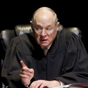 Anthony Kennedy, juge arbitre de l'Amérique
