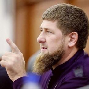 Le président tchétchène banni des Etats-Unis