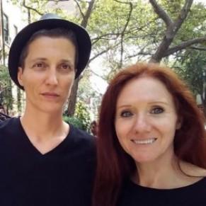 Le rêve brisé de deux femmes artistes qui voulaient se dire Oui 25 fois - Mariage gay