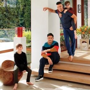 Ricky Martin a épousé son compagnon  - People