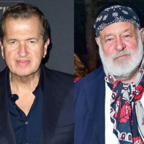 Bruce Weber et Mario Testino accusés de harcèlement sexuel par d'anciens modèles - Photographie