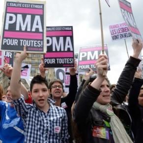 Pour les associations LGBT, la PMA ne devrait plus faire débat  - Lancement des débats bioéthiques