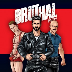 Bruthal, la méga fetish party, de retour le 26 mai  - Paris Fetish 2018