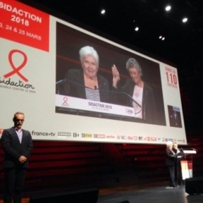 Coup d'envoi du Sidaction, dans un contexte de baisse des dons - VIH