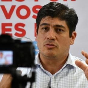 Le candidat pro-mariage gay Carlos Alvarado vainqueur de la présidentielle - Costa Rica