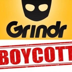 Aides appelle au boycott de Grindr