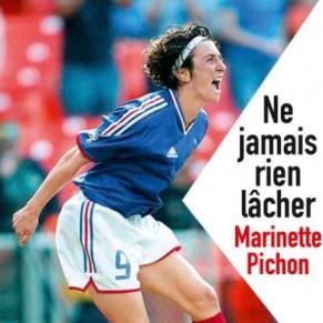 L'ancienne attaquante des Bleues Marinette Pichon revient sur son homosexualité dans une autobiographie - Football féminin