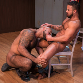 VICE ; l'enfer du jeu et de la luxure - DVD / Raging Stallion