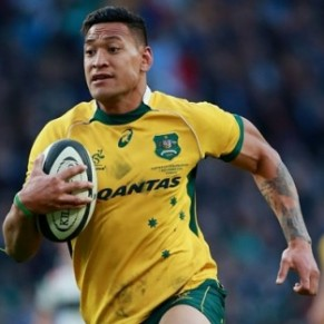 Les propos homophobes de Folau continuent de susciter la polémique - Australie / Rugby