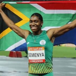L'Afrique du Sud s'insurge contre la règlementation visant Caster Semenya - Athlétisme / Intersexe