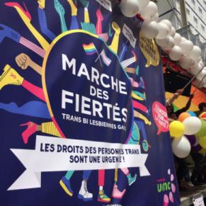 La Marche des fiertés défilera contre les discriminations dans le sport  - Paris - 30 Juin