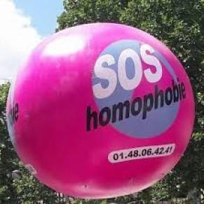 Les actes homophobes ont continué d'augmenter en France en 2017
