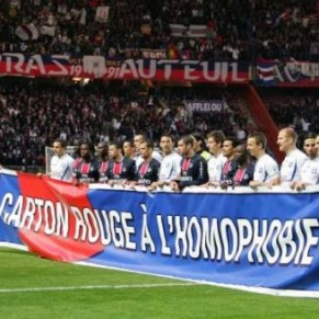 25% des Français tiennent des propos homophobes devant un match de foot - Sondage