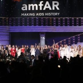 Le gala de l'amfAR contre le sida fait le plein de  stars - Festival de Cannes
