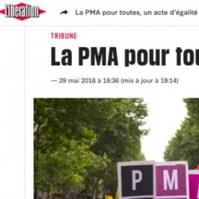 50 parlementaires LREM demandent la légalisation de la PMA pour les couples de femmes  - Promesse de campagne