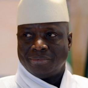 Des malades du sida poursuivent l'ex-président Jammeh - Gambie