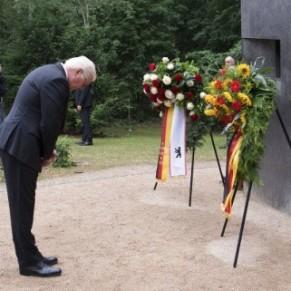 Le président allemand demande pardon aux gays persécutés par son pays  - Allemagne