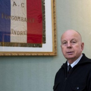 L'ancien porte-parole des maires opposés au mariage gay condamné à 3 ans de prison - Indre