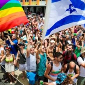 Des dizaines de milliers de participants à la Gay Pride de Tel-Aviv - Israël