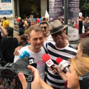 Parades arc-en-ciel pour les droits des personnes LGBT en Europe de l'Est  - Fierté LGBT