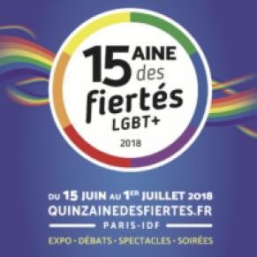 3ème édition de la  Quinzaine des Fiertés LGBT - Paris
