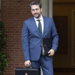 A peine nommé, le ministre gay de la Culture démissionne suite à une mise en cause dans une affaire fiscale - Espagne