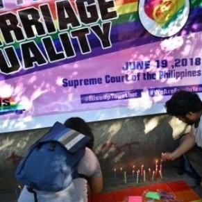 La Cour suprême examine la légalisation du mariage gay - Philippines