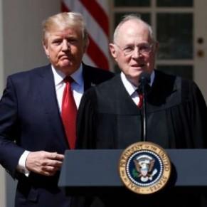 Le remplacement du juge Kennedy à la Cour suprême redouté par les organisations LGBT