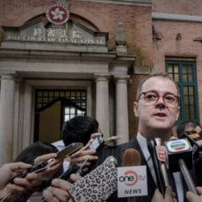 La justice hongkongaise donne raison à un couple de lesbiennes - Visas