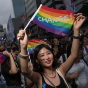 200.000 personnes demandent l'interdiction de la gay pride de Séoul - Corée du Sud