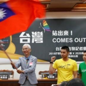 La Chine s'immisce dans les Gay Games pour y faire interdire le drapeau de Taïwan