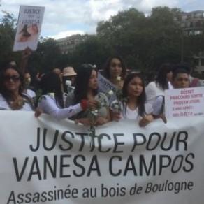 5 suspects mis en examen et écroués après le meurtre d'une prostituée trans  - Paris / Bois de Boulogne