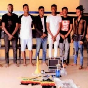 57 homosexuels présumés arrêtés par la police dans un hôtel  - Nigéria