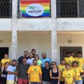 Le Centre LGBT de la Méditerranée installé dans une villa saisie à la mafia  - Italie