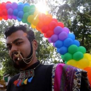 Un marché LGBT prometteur après la dépénalisation de l'homosexualité  - Inde
